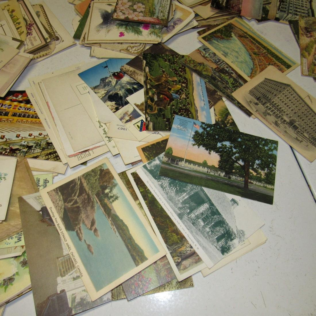 Large Lot of Antique Post Cards - 5