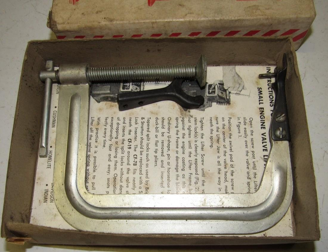 Snap-On Small Engine Valve Lifter CF-19 - 3