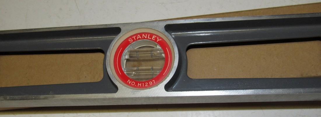 "Stanley No. H1297 24"" Level NOS - 2"
