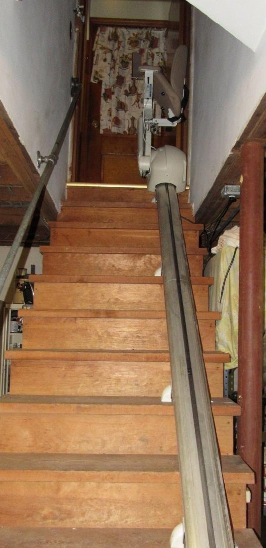 Thyssenkrup Citia Stair Chair - 2