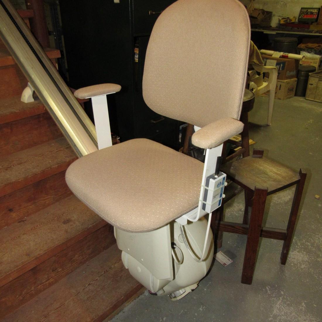 Thyssenkrup Citia Stair Chair - 5