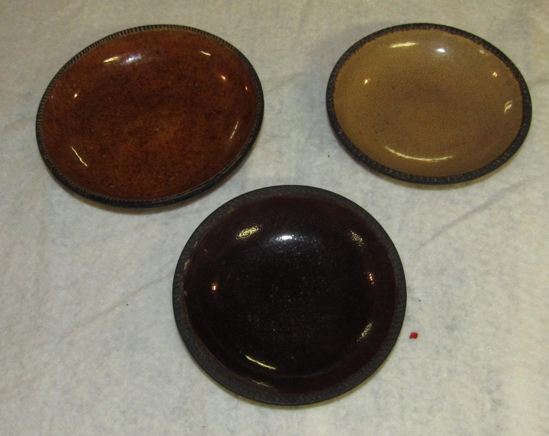 3 Pie Plates