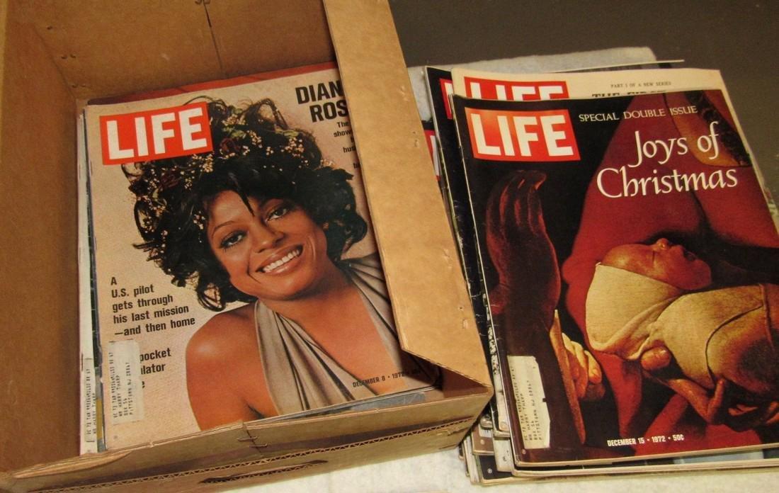 Lot of Life & Misc Magazines - 10