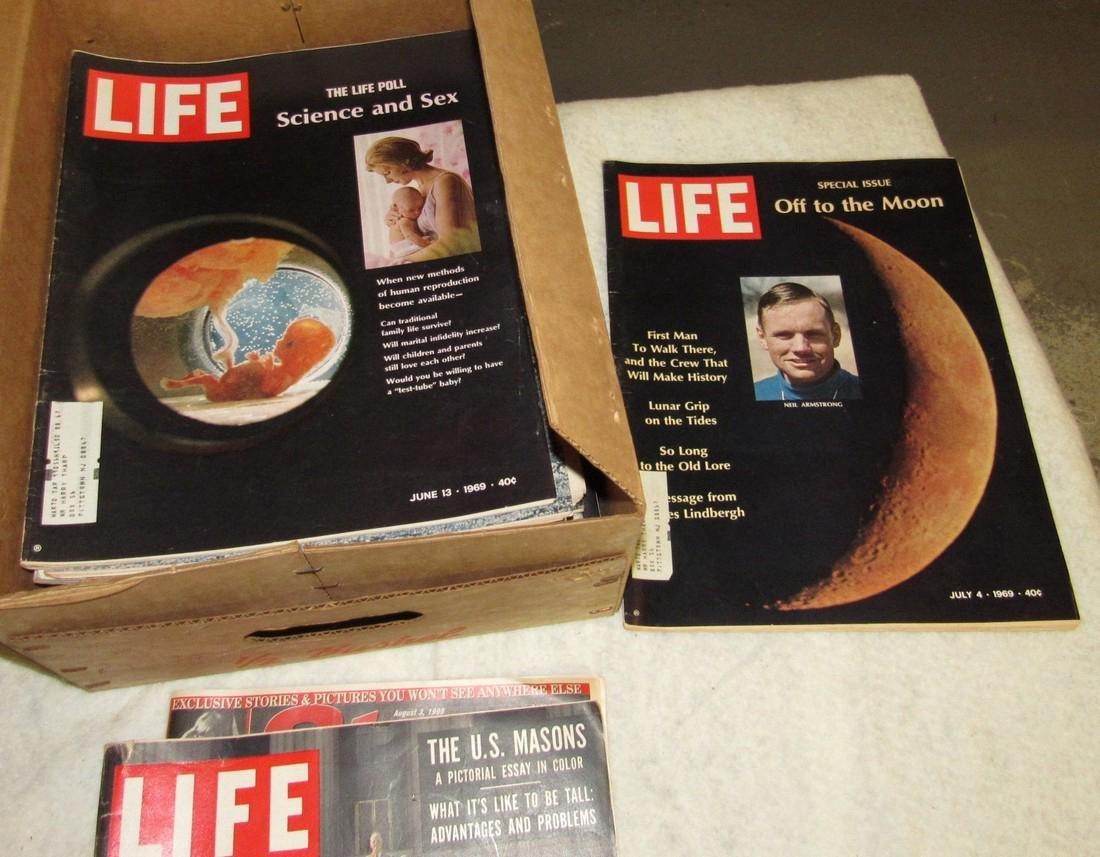 Lot of Life & Misc Magazines - 2