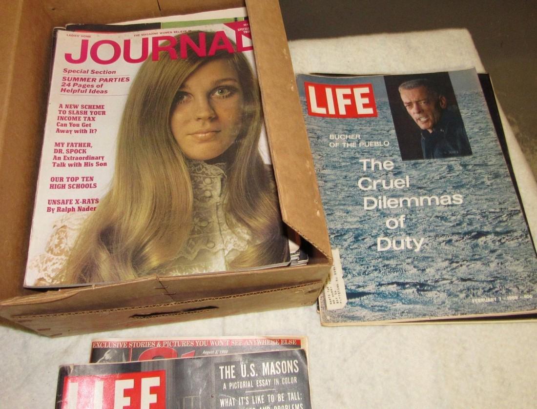 Lot of Life & Misc Magazines - 3
