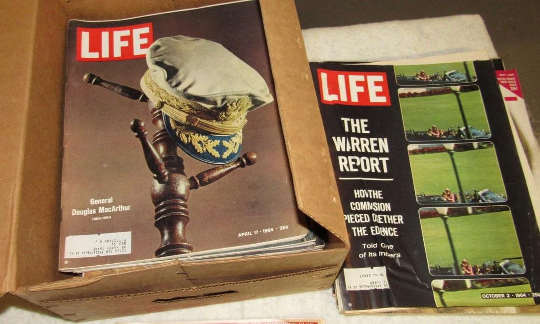 Lot of Life & Misc Magazines - 4