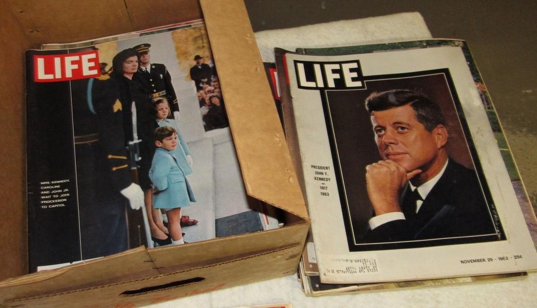 Lot of Life & Misc Magazines - 6
