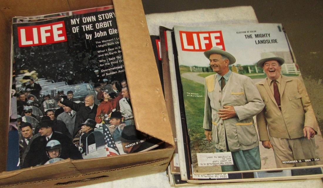 Lot of Life & Misc Magazines - 7