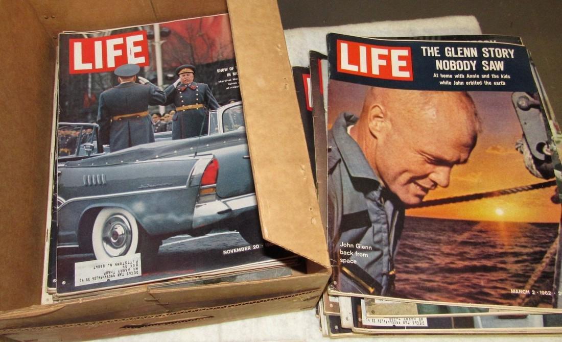 Lot of Life & Misc Magazines - 8