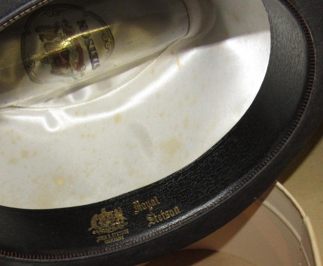 Royal Stetson Hat - 3