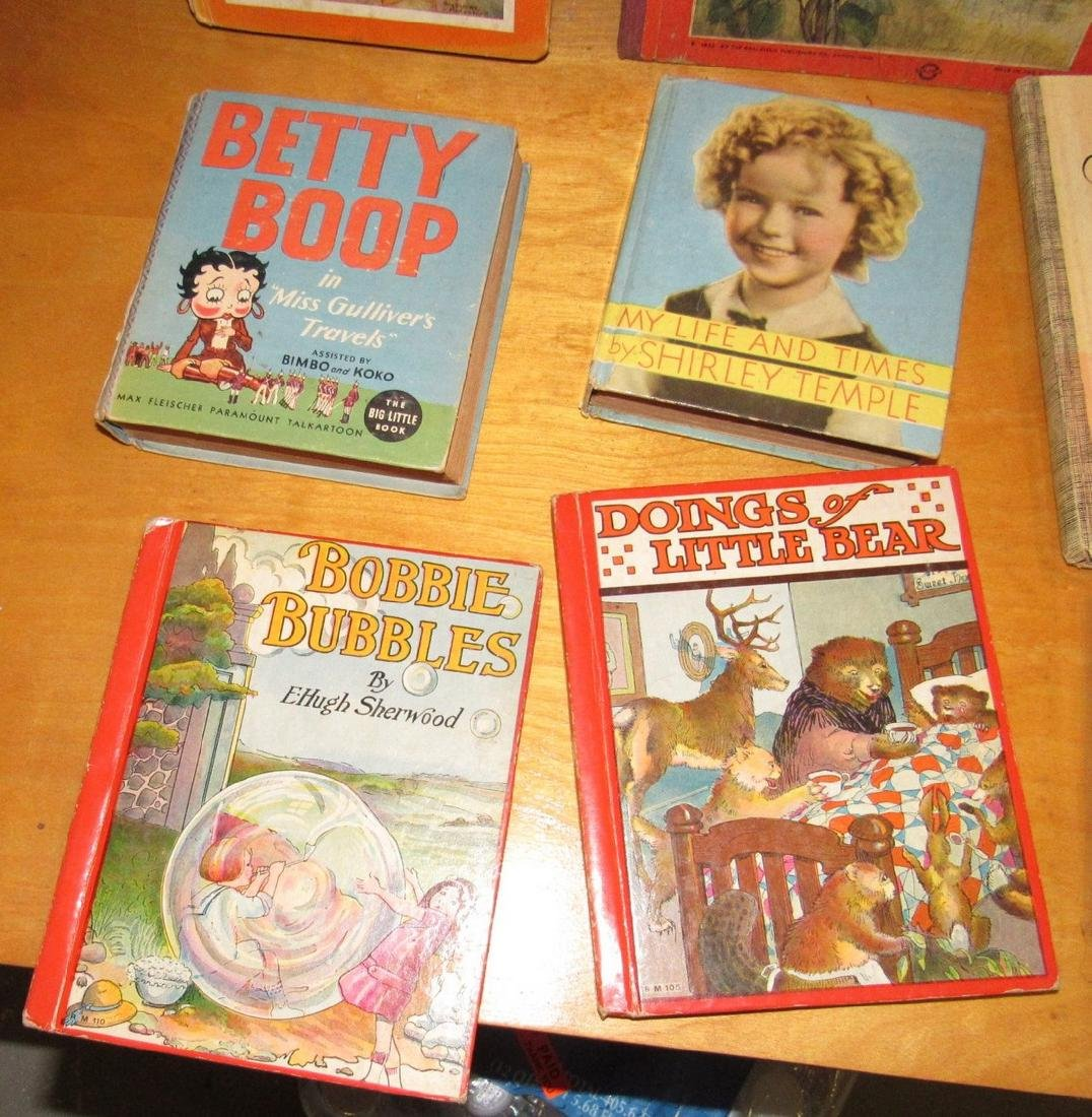 Lot of Childrens Books Incl. Shirley Temple - 4
