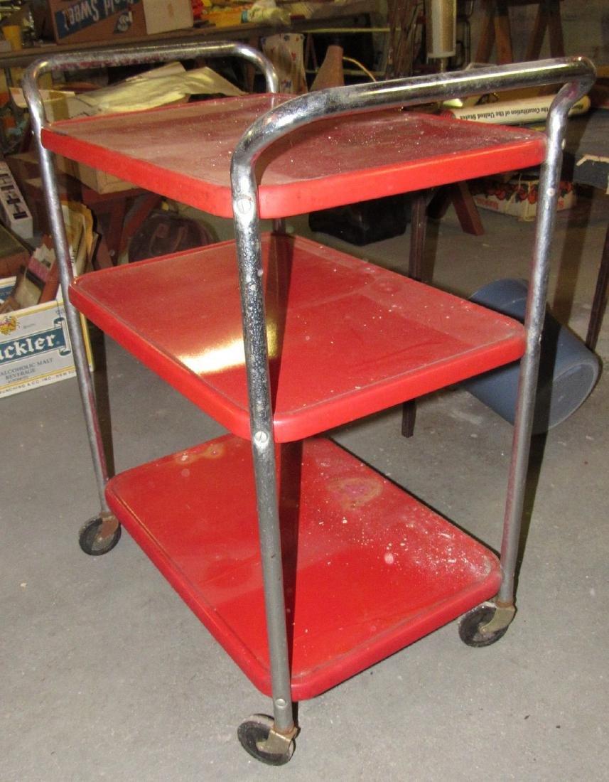 Rolling Kitchen Cart - 2