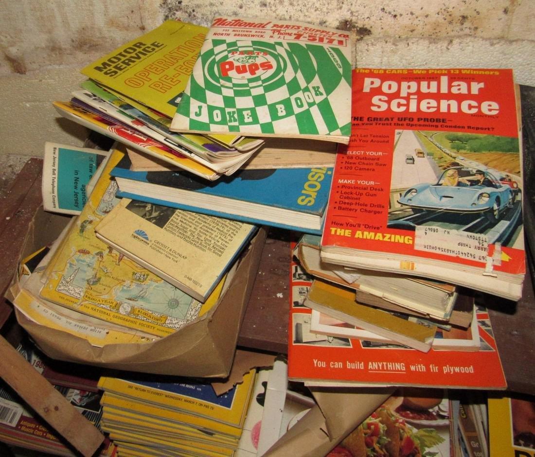 Misc Books Maps Magazines - 4