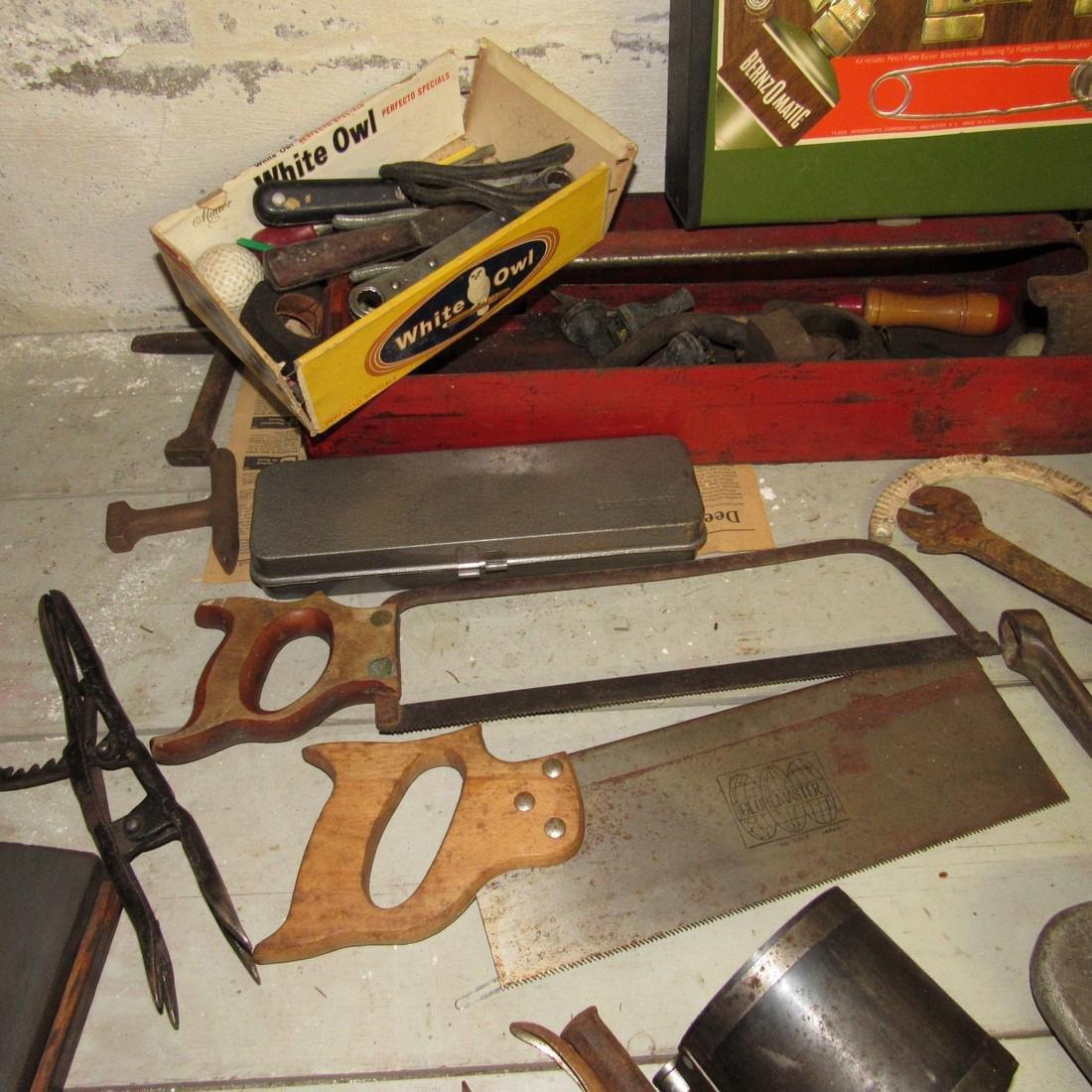 Large Tool Lot - 3