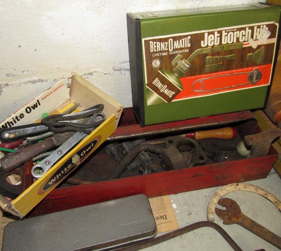 Large Tool Lot - 4