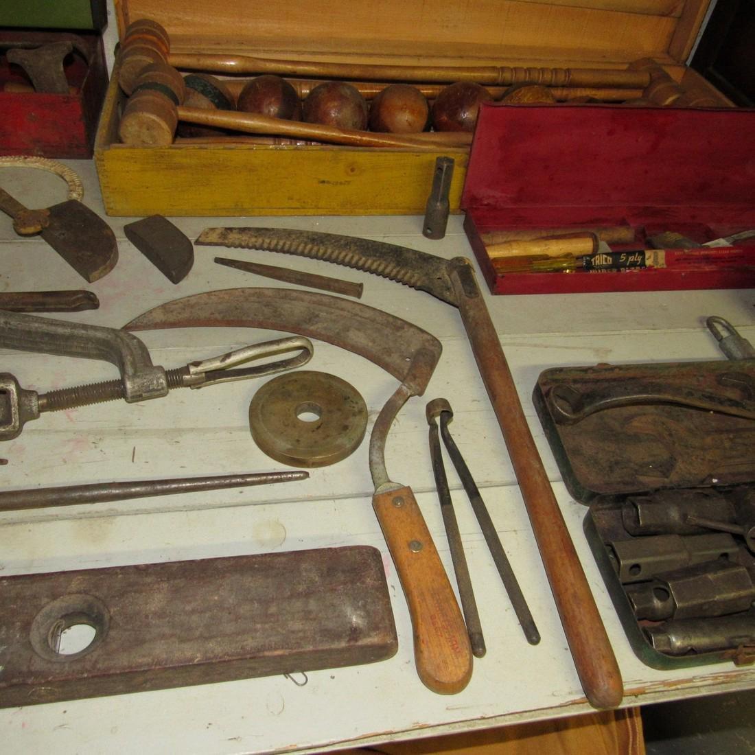Large Tool Lot - 5