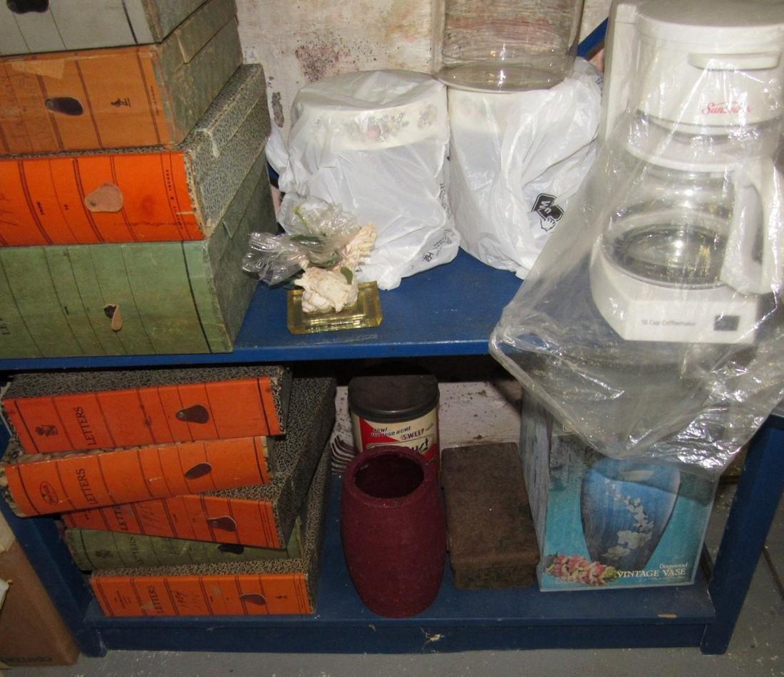 Shelf & Contents - 3
