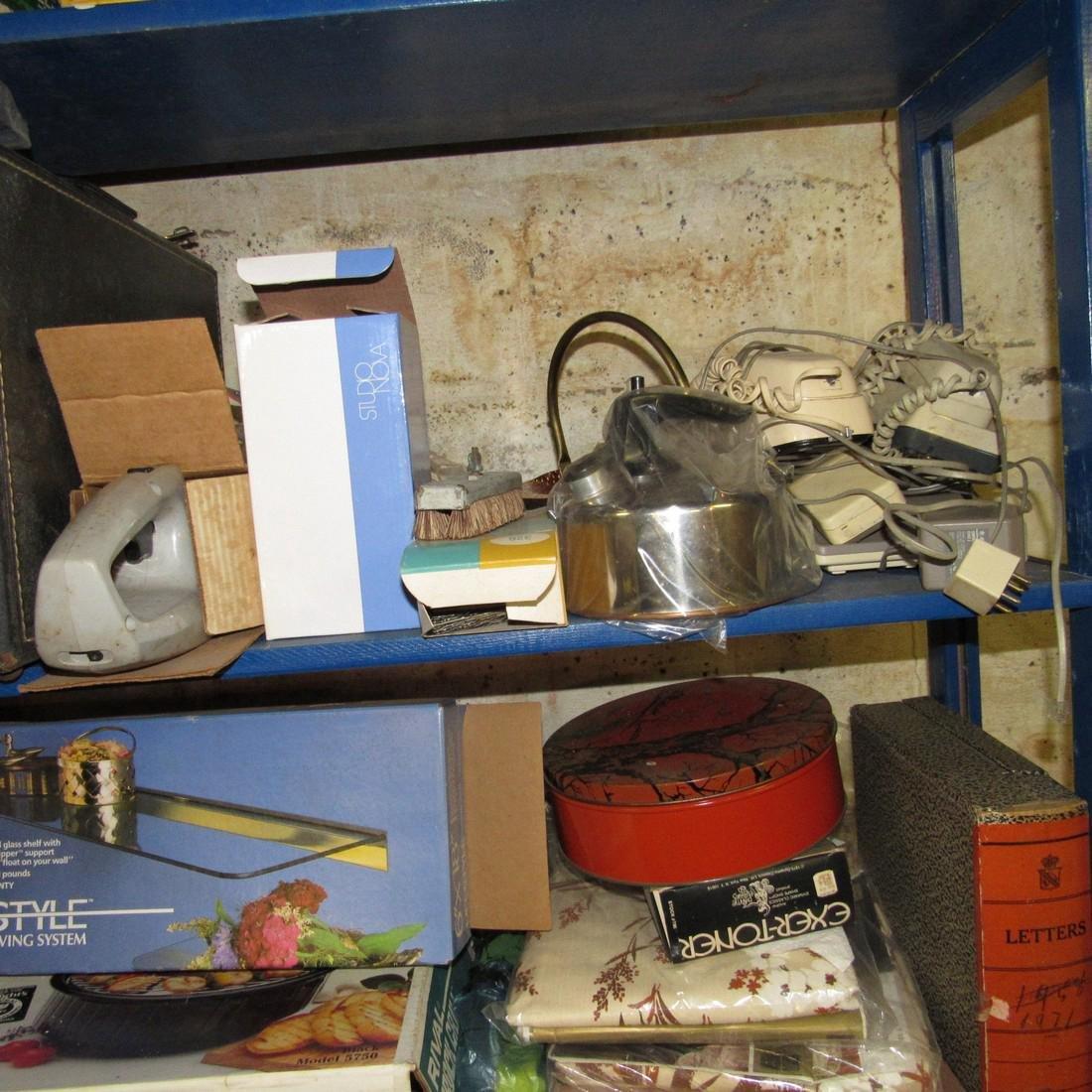 Shelf & Contents - 4