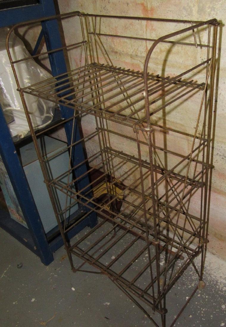 Metal Wire Display Rack - 2