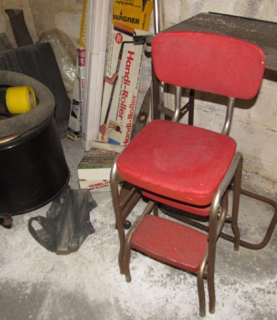 Hand Tools Shop Vac Chair Lot - 2