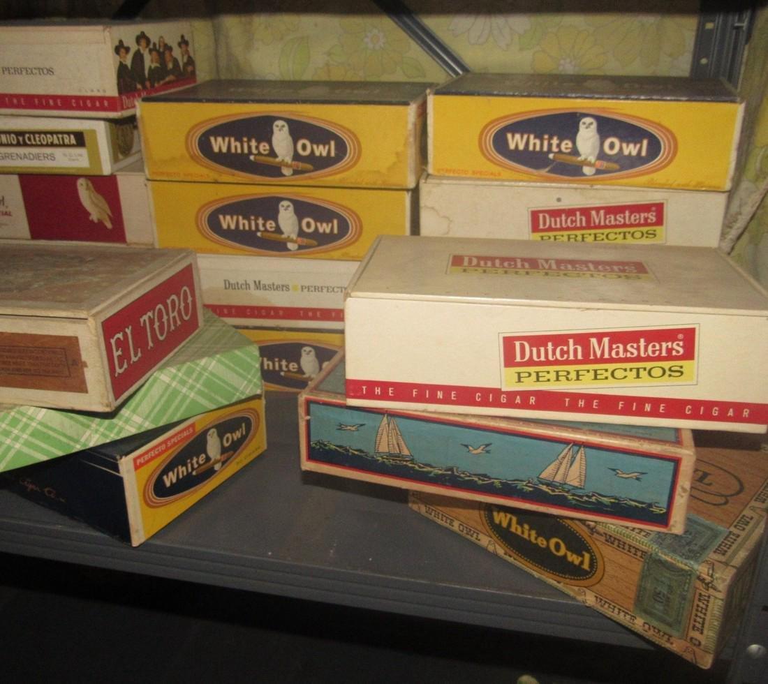 Cigar Boxes - 2