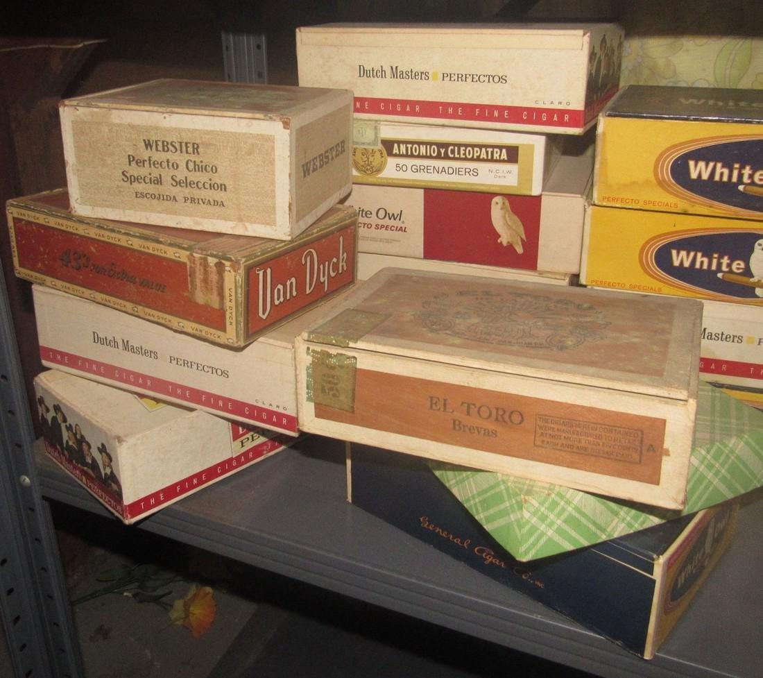 Cigar Boxes - 3