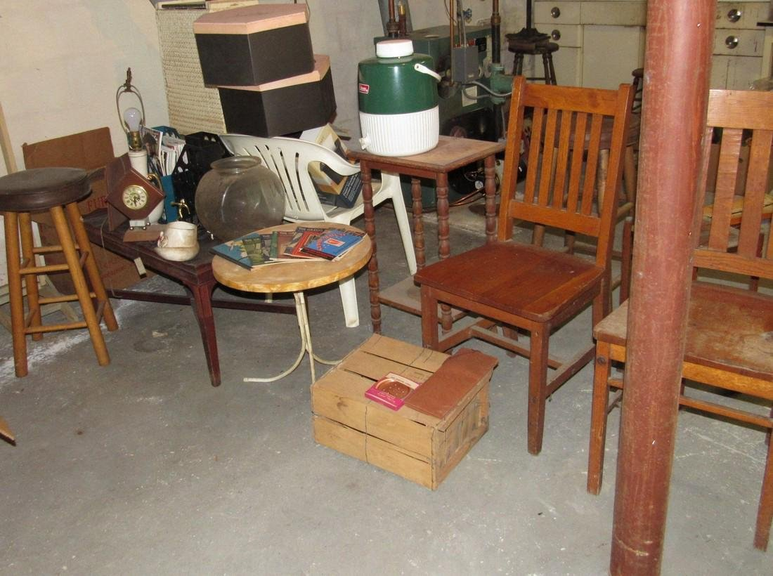 Funiture Chairs Plant Stand Stools Tables