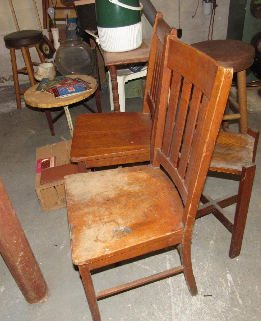 Funiture Chairs Plant Stand Stools Tables - 6