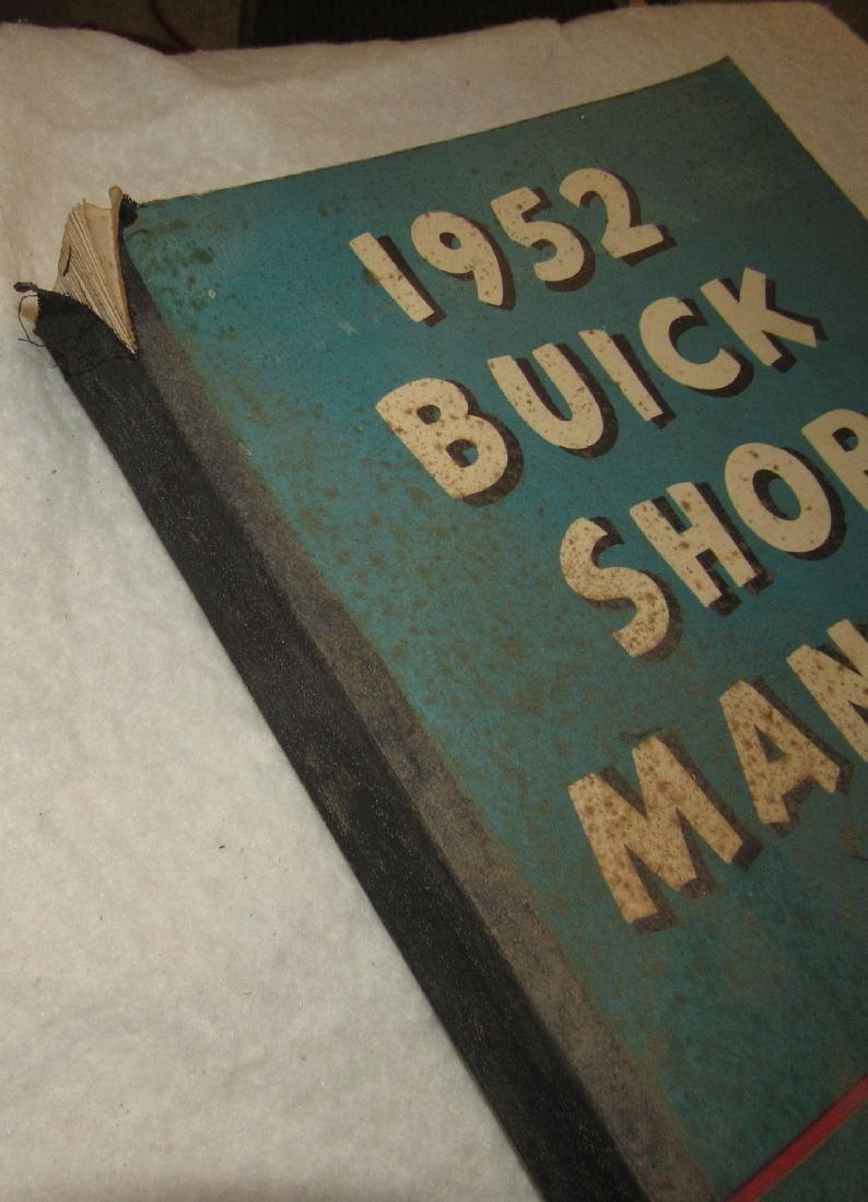 1952 Buick Shop Manual - 2