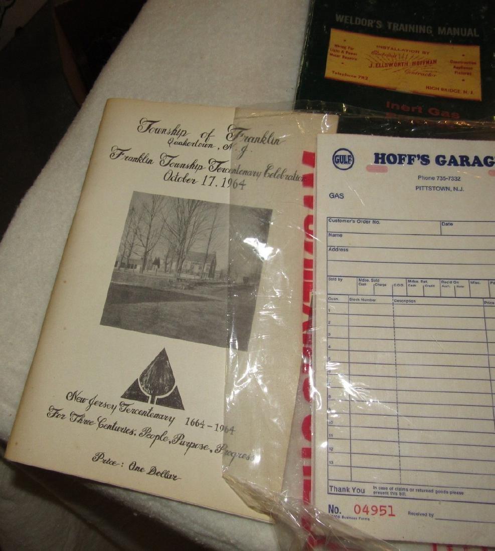 1920 Clinton Farms Annual Report & Local Books - 4