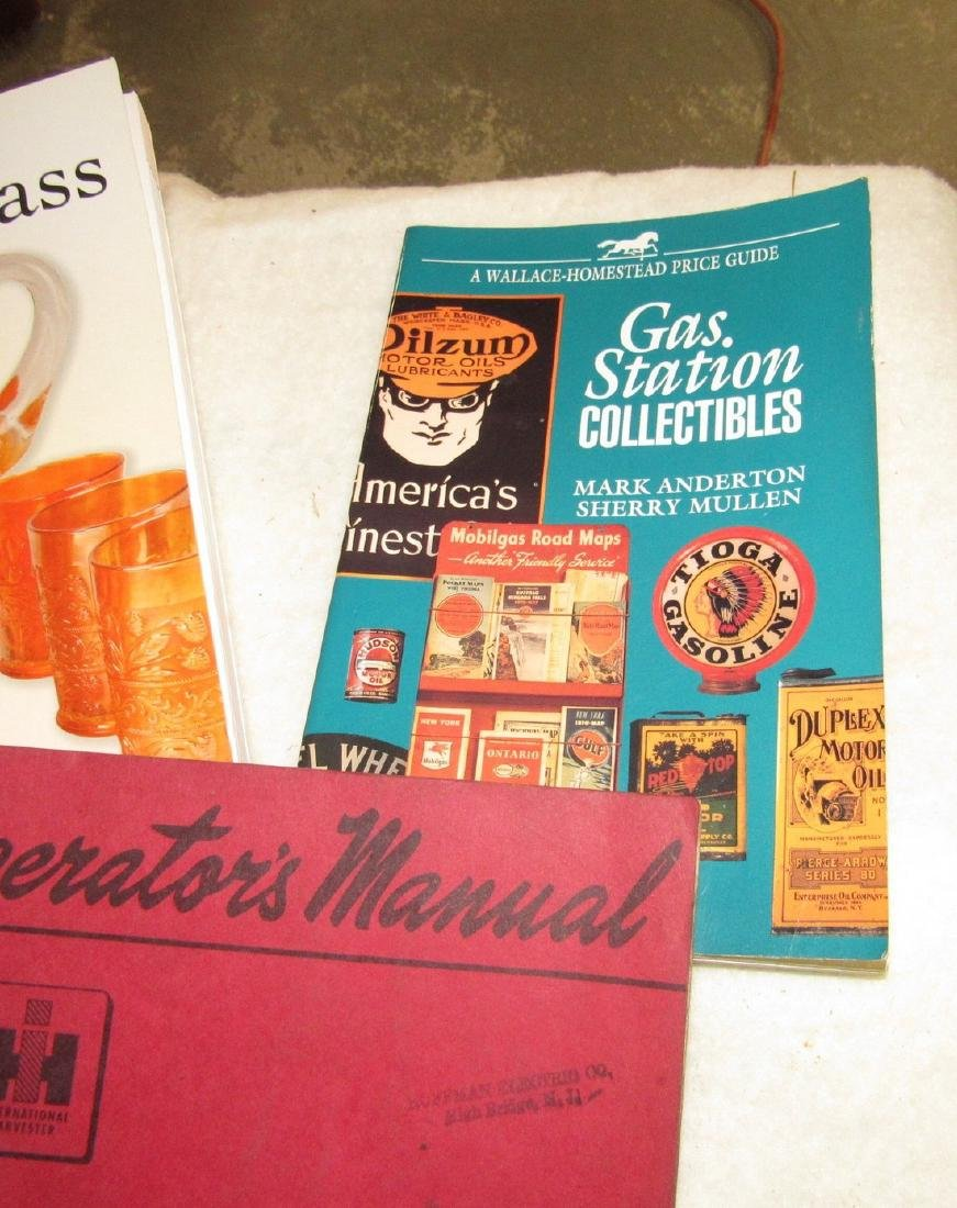 Carnival Glass Gas Station Collectibles Books - 3