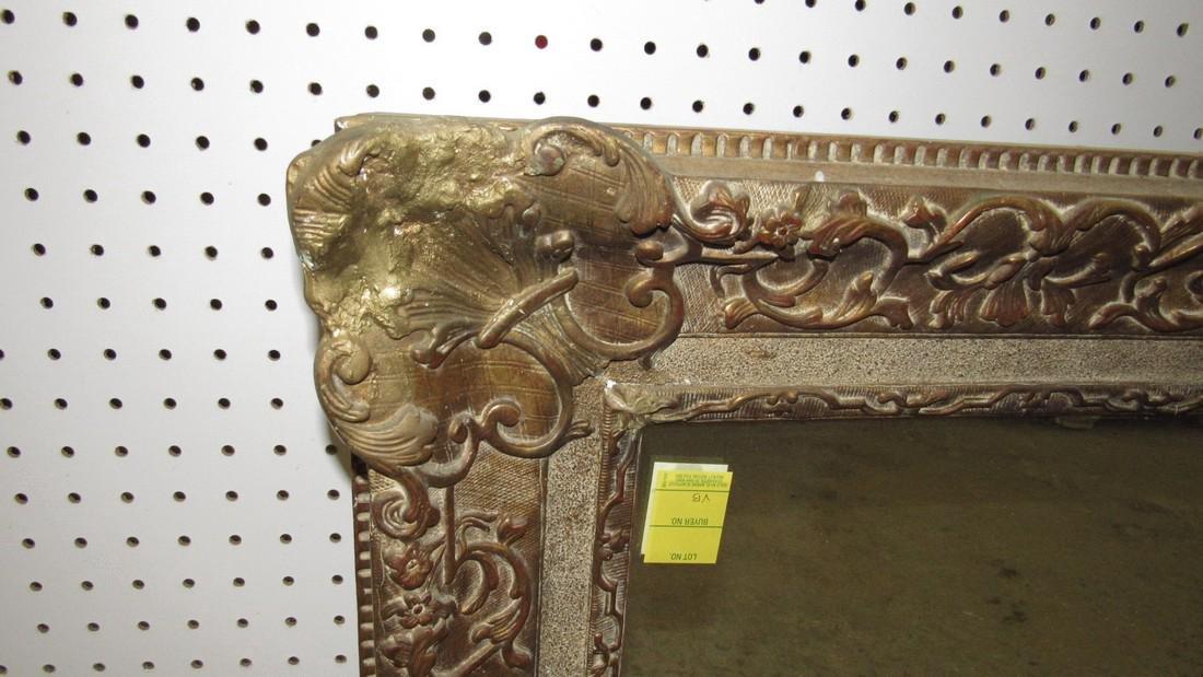 Heavy Gold Guilt Mirror - 2
