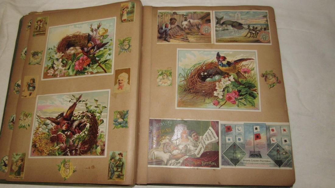 Antique Black Americana Advertising Scrapbook - 4