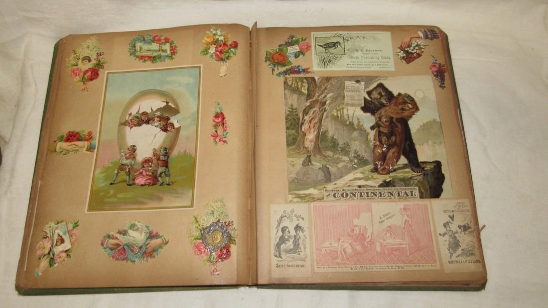 Antique Black Americana Advertising Scrapbook - 8