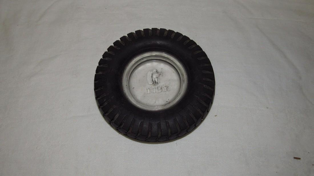 Fisk Tire Ashtray