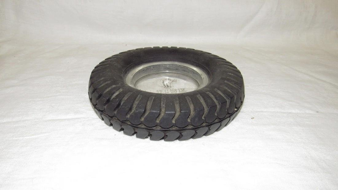 Fisk Tire Ashtray - 2
