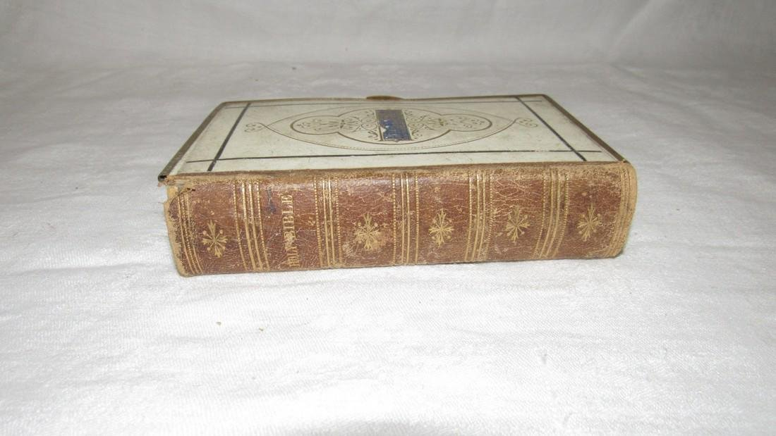 Antique Holy Bible - 3
