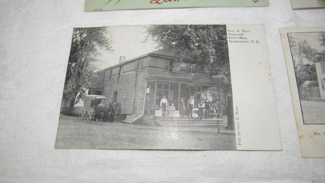 7 Quakertown NJ Postcards Store Post office - 2