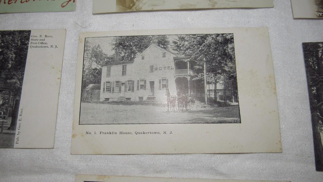 7 Quakertown NJ Postcards Store Post office - 3