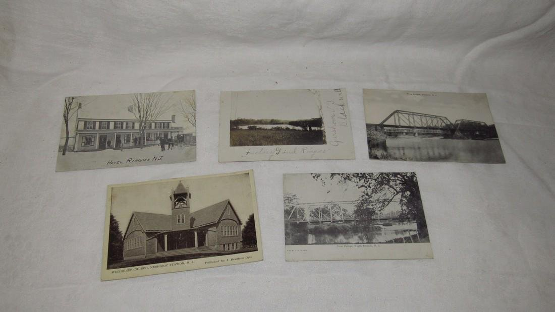 Ringoes Neshanic Station NJ Postcards
