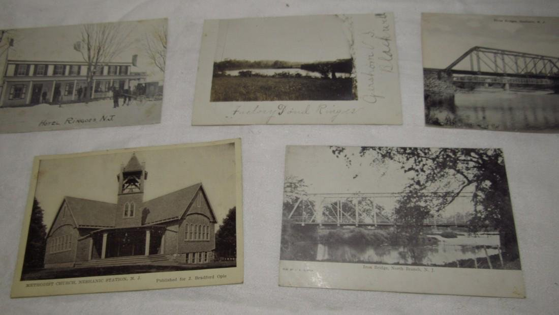 Ringoes Neshanic Station NJ Postcards - 3