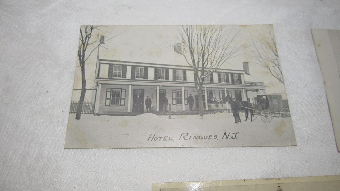 Ringoes Neshanic Station NJ Postcards - 4