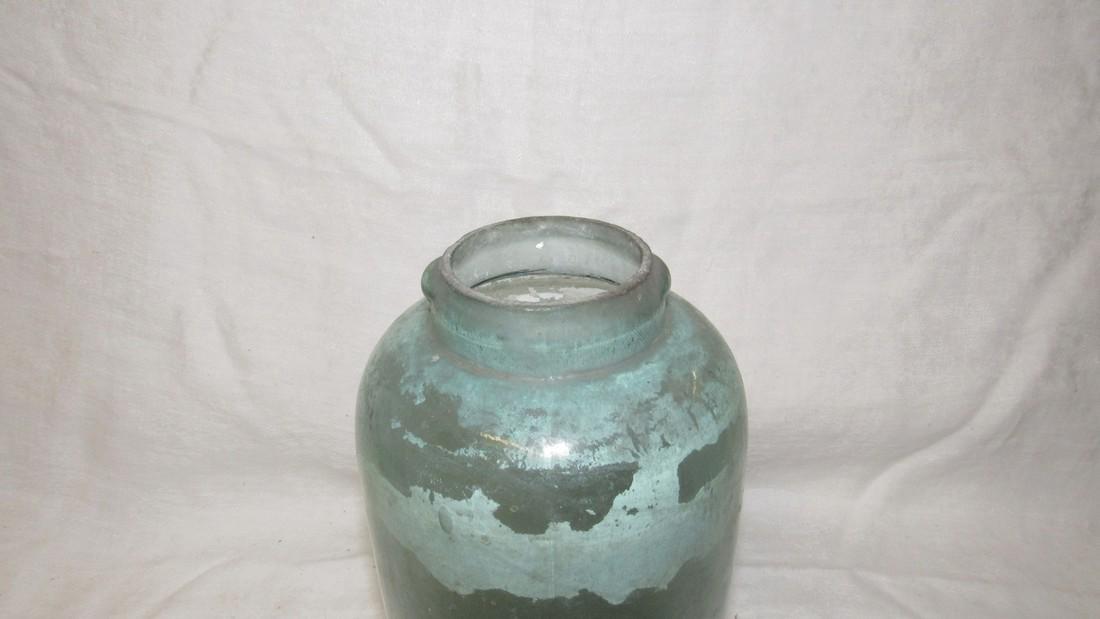 Unusual Antique Fruit Canning Jar - 2
