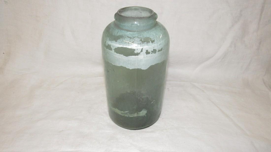 Unusual Antique Fruit Canning Jar - 5