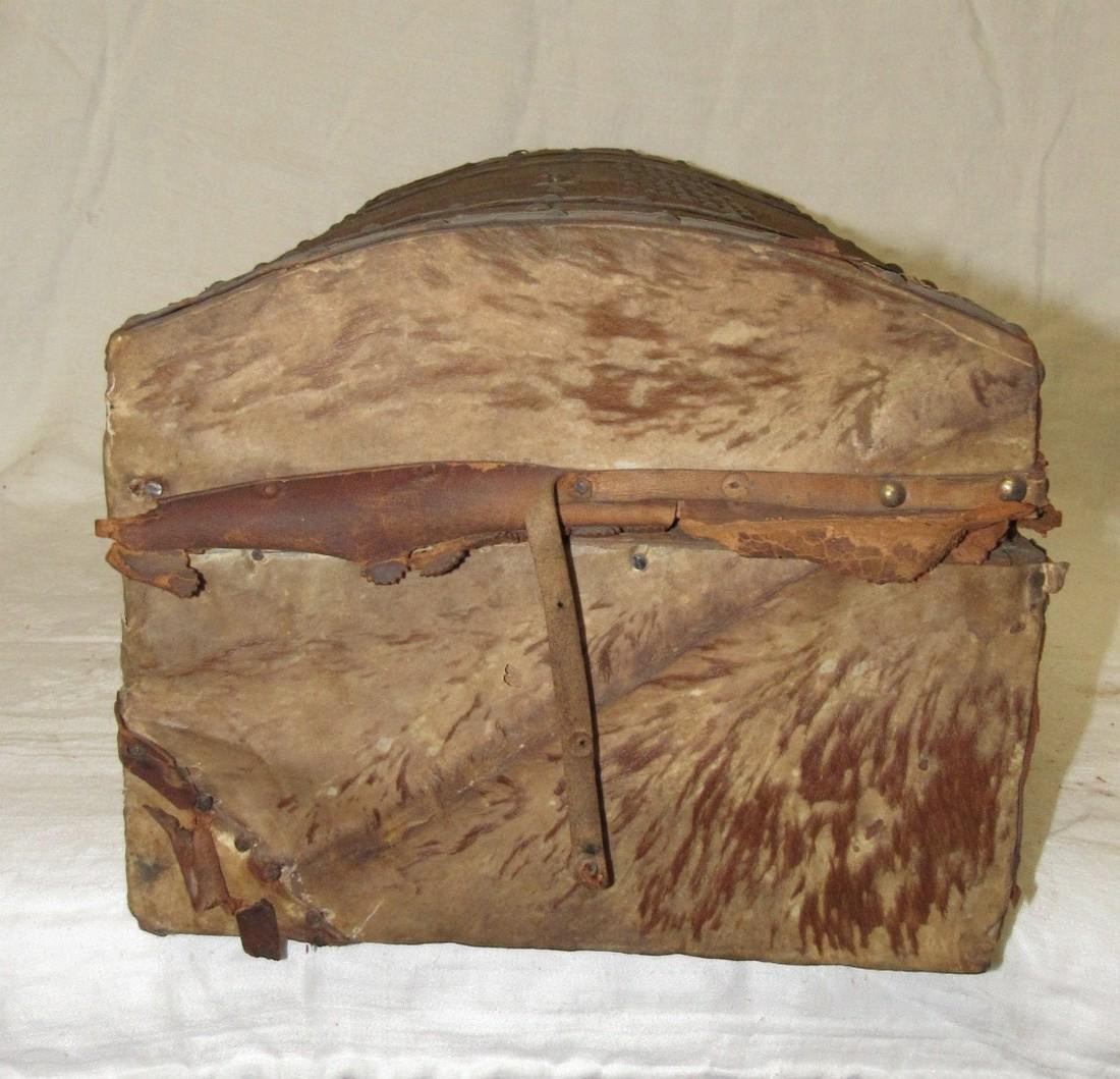 Leather Peter Vanderhoef Trunk - 3