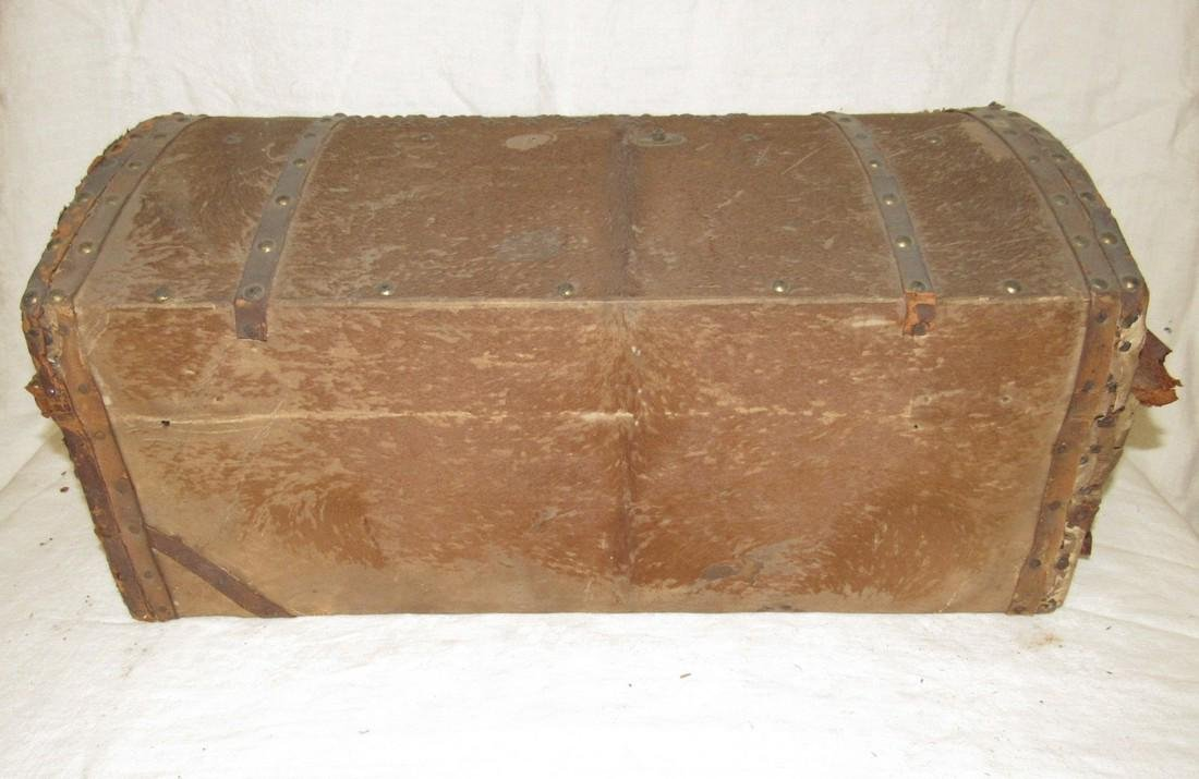 Leather Peter Vanderhoef Trunk - 6