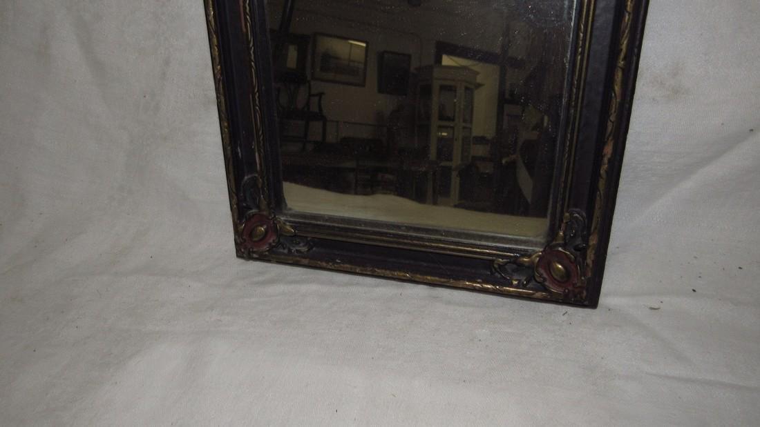 Victorian Mirror w/ Print - 3