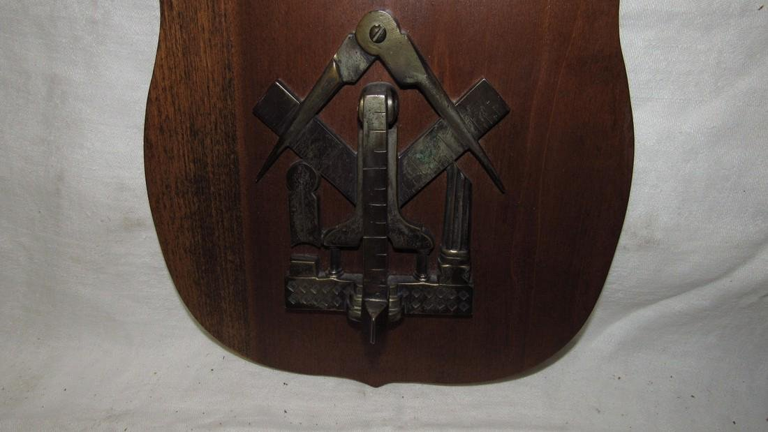 Masonic Door Knocker - 2
