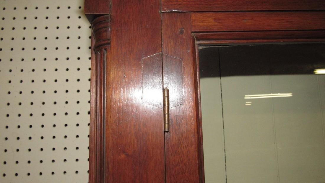 Walnut Chippendale Hanging Cupboard - 3