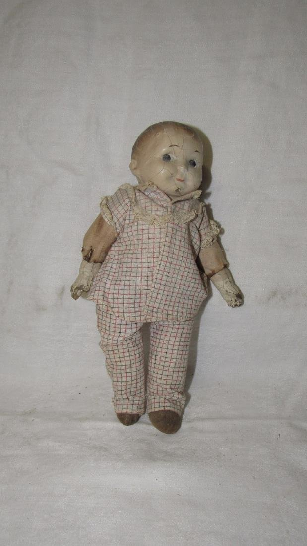 Composition Doll